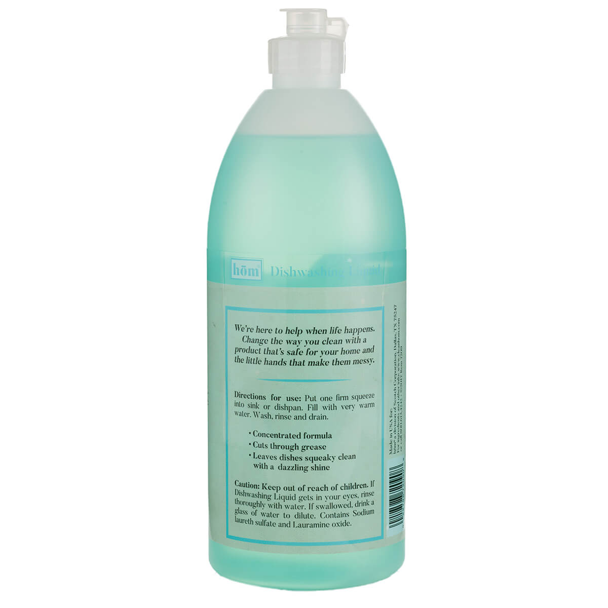 Dishwashing Liquid Cotton Breeze Back